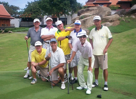 Bunker Boys at the Banyan G.C.