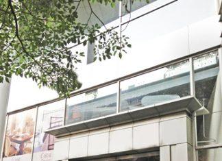 The first Korean Cultural Centre in Thailand.
