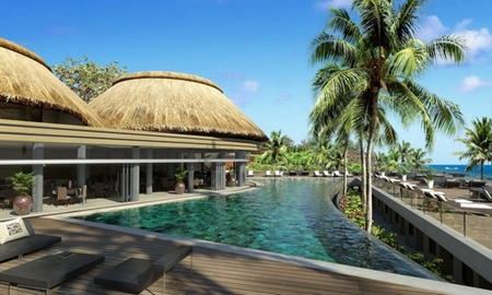The Centara Poste Lafayette Resort & Spa Mauritius is set to soft open in December 2012.