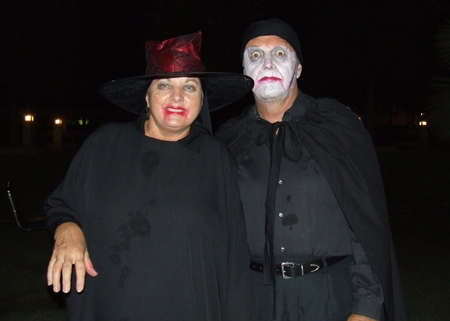 Ghosts, ghouls and spooks will be out in force for Pattaya Players' Haunted Halloween on October 27.