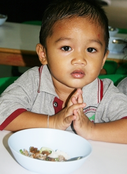 World Food Day - your help is needed.