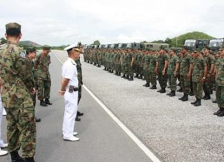 The Royal Thai Navy is now prepared to send relief to anywhere in Thailand affected by floods.