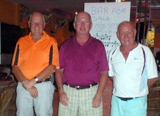 Kari Aarnio, Chuck Anderson and Rod Howett.