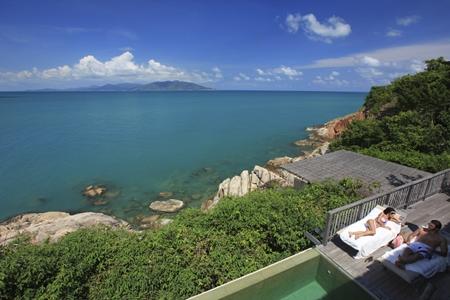 Pool Villa Suite View at Six Senses Samui
