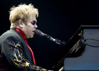 Superstar Elton John will be appearing live at the Impact Arena in Bangkok on Dec. 13. (Photo courtesy Richard Mushet)