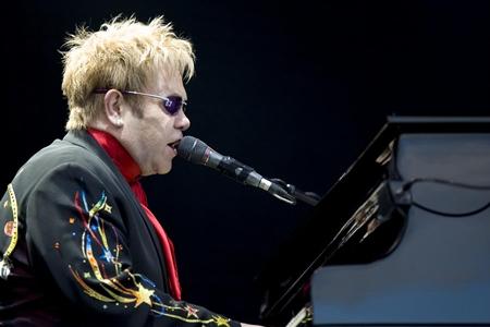 Superstar Elton John will be appearing live at the Impact Arena in Bangkok on Dec. 13. (Photo courtesy Richard Mushet)