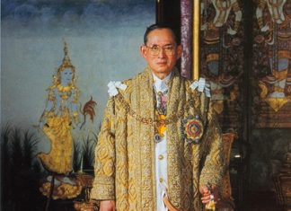 The Pattaya Mail Media Group joins the entire Kingdom in humbly extending our best wishes of loyalty and devotion to His Majesty King Bhumibol Adulyadej the Great, the World's Longest-Reigning Monarch on the auspicious occasion of His 85th Birthday, December 5, 2012. The following pages contain sometimes repeated, oft quoted excerpts of the incredible life of our most gracious Father of the Thai Kingdom, written by our special correspondent Peter Cummins.