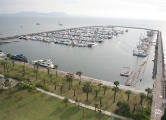 Ocean Marina in Na Jomtien.