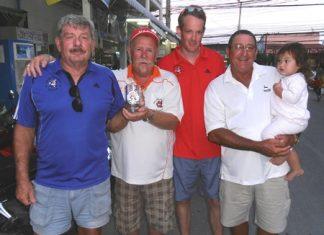 Roy Dayton, Peter Grey, Brad Todd & Stuart Rifkin.