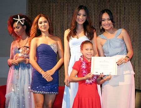 A lucky winners goes home with one of a host of top prizes given away on the evening.