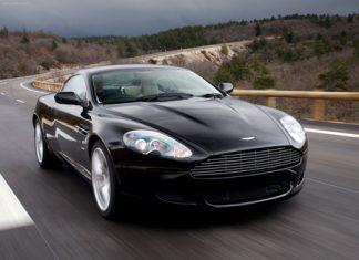 Multi-national Aston Martin.