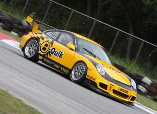 B-Quik Porsche at Bira.