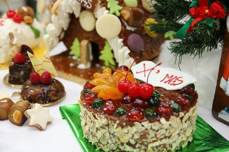 Yuletide delights at the Dusit Gourmet.
