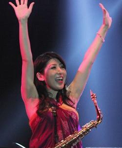 Kaori Kobayashi.