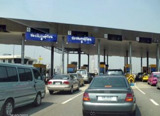 Highways 7, 9, and Burphawitti toll charges are being waived from 4 p.m. Dec. 27 through midnight Jan. 3.