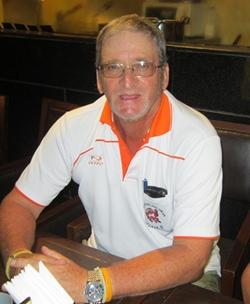 Peter Blackburn – A Flight winner.
