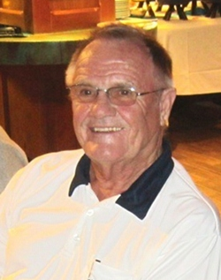 Derek Brook - 'C' flight winner.