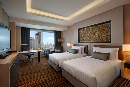 """Win a complimentary stay at the Amari Watergate Bangkok to see the final of Thailand's """"Dancing with the Stars""""."""