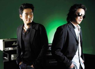 Joe & Kong.