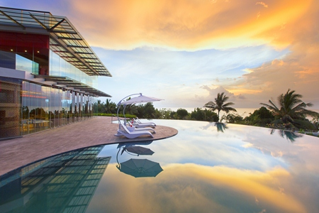 New internationally branded hotels such as the Sheraton Bali Kuta Beach are expected to drive new demand to the island.