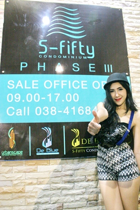 Thumbs up for Urbanscape's S-Fifty Condominium.
