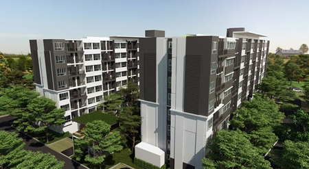 The Natureza Condominium.