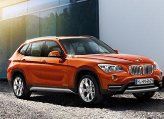 New BMW X1.