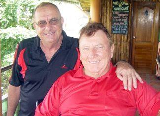 Brian Maddox & Phill Waite.