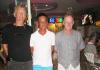 Rick Schramm, Wichai and Chris Voller.