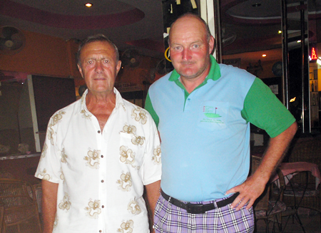 Howard Stanley and Michael Dige.