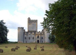 Château de Roquetaillade, Graves (Photo: Pline)