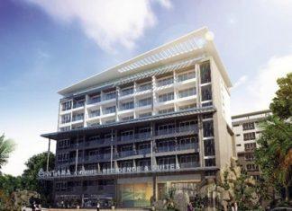 Tulip Group's Centara Avenue Residence & Suites.