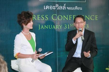 Habitat Five Launches The Ville Jomtien Pattaya Mail