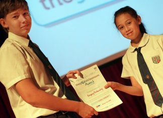 Students at the Regent's School Pattaya re already excelling with Nord Anglia Education.