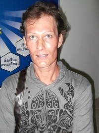 Patrick Frederic Dany Oepen has been arrested for rape and will be deported back to Belgium.