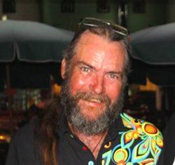 Michael Hastie, medal winner for January.
