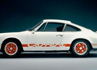 1973 Porsche RS Carrera.