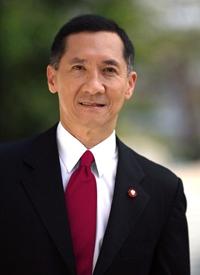 Pradit Phataraprasit, Raimon Land's new Chairman of the Board of Directors.