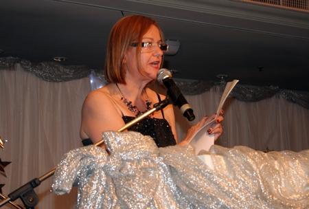 Helle Rantsen, president of PILC for 2013 presents her opening remarks.