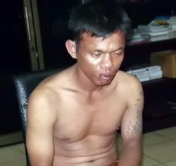 Oi Wannathim, 33, has been arrested for raping a 10-year-old girl.