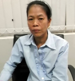 Manager Phatpongsakorn Luecha and others have been arrested for hiring boys under the age of 18 to work as dancers and prostitutes.