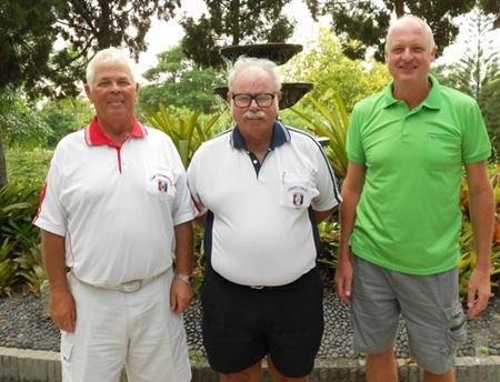 Elias Magnusson, Dave Richardson and Jesper Rasmussen.
