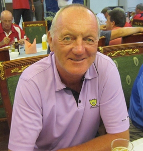 Bob Newell - Players Lounge.