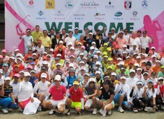 Pattaya will host the 4th Thai Caddie Championship at Siam Plantation G.C.