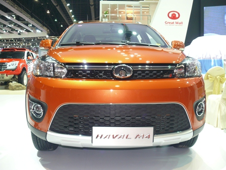 Great Wall Haval.