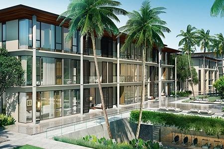 Sansiri's Baan Mai Khao project in Phuket.