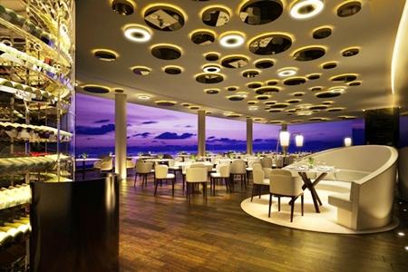 One of August Design's stunning plans for Centara Grand Resort & Spa Jomtien.