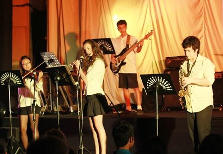 The GIS jazz band.