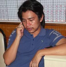 Police arrested Chaloempol Chao-suan for firing his handgun at Bali Hai Pier.