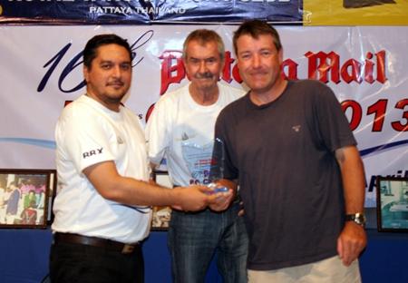 Prince Malhotra - Pattaya Mail Media Group (left).